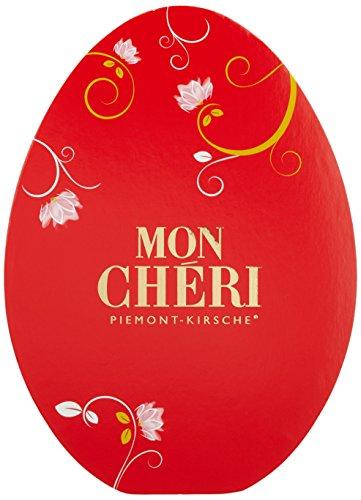 Preisvergleich Produktbild Ferrero Mon Cheri Oster Ei,  2er Pack (2 x 125 g Packung)