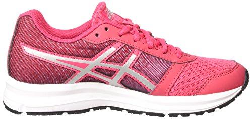 Asics Patriot 8, Chaussures de Running Compétition Femme Rose (azalea/silver/azalea 2193)