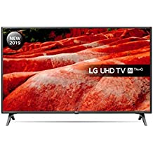 LG 43UM7500PLA 43-Inch UHD 4K HDR Smart LED TV with Freeview Play - Dark Meteor Titan colour (2019 Model) [Energy Class A]