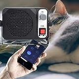 Lotenlli Mini altoparlante esterno ts650 per Yaesu Kenwood ICOM Motorola Ham Radio CB Hf Ricetrasmettitore auto Walkie Talkie