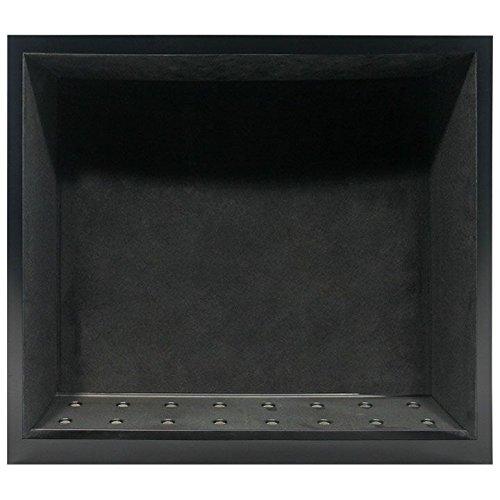 Beco Boxy HOUSE für Fancy Brick Uhrenbeweger – SCHWARZ – inkl. Grundplatte für die Stromspeisung von 1 bis 12 modularen Fancy Brick Uhrenbewegern dank Power Sharing Technologie – von Beco Technic - 2