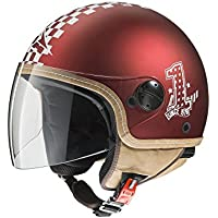 AXO Casco Subway, L, rojo
