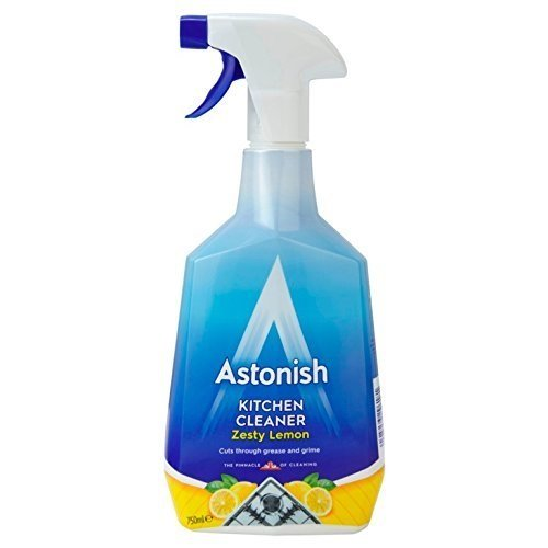 Astonish A-9618 Kitchen Cleaner Trigger Remove Grease and Kitchen Dirt...
