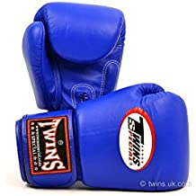 Twins Special Blue Boxing Gloves 14oz