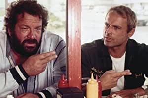 Poster BUD SPENCER & TERENCE HILL (91,5cm x 61cm) + un joli emballage cadeau