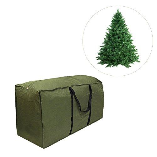gaeruite Aufbewahrungstasche Transporttasche für Gartenmöbelauflagen,Aufbewahrungstasche für Gartenmöbel-Auflagen,wasserdichte leichte Tragetasche (122x39x55 cm)
