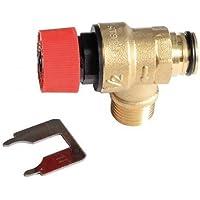 Diff - Valvula de seguridad sara/nora - para Baxi-Roca : 122153310