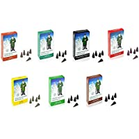 * Original Crottendorfer Räucherkerzen 24 Stück + Feuerzeug | Sieben Sorten | Weihnachtlicher Weihrauch, Sandelholz... preisvergleich bei billige-tabletten.eu