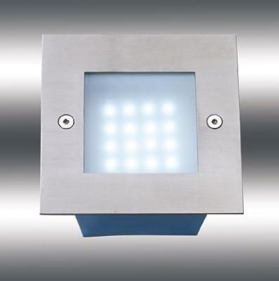 Einbauleuchte, IP54, LED, 10,5x10,5cm Kiom 10110 von Kiom - Lampenhans.de