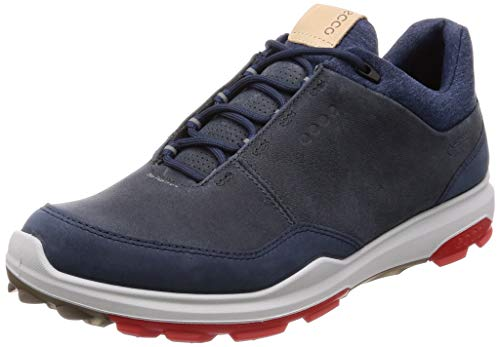 ECCO Herren Biom Hybrid 3 Golfschuhe, Blau (Azul 000), 46 EU - Golf Biom Hybrid Ecco