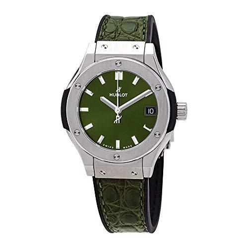 Hublot Classic Fusion orologio da donna al quarzo 581.NX.8970.LR
