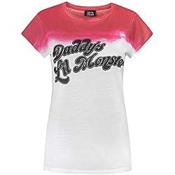 Mujeres - DC Comics - Suicide Squad - Camiseta (L)