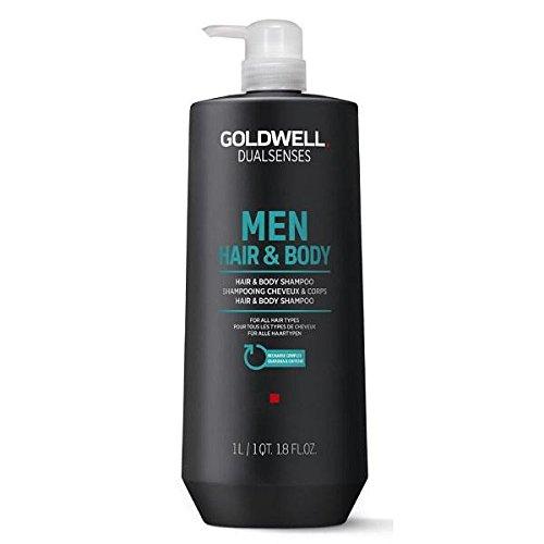 Goldwell Dualsenses Men Hair & Body Shampoo 1L