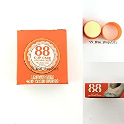88 Cup cake Natural Skin Care Whitening Armpit&Pink Nipple 88 Underarm Cream (40 g. )