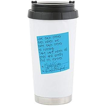 It Mug Steel Grey's AnatomyPost Travel Cafepress Stainless f7b6vgyY