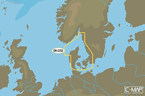 C-MAP - NT+ WIDE - Western Sweden - C-CARD C-map-nt-pc