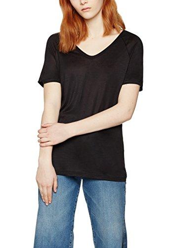find-basic-t-shirt-femme-noir-black-18-taille-fabricant-xx-large
