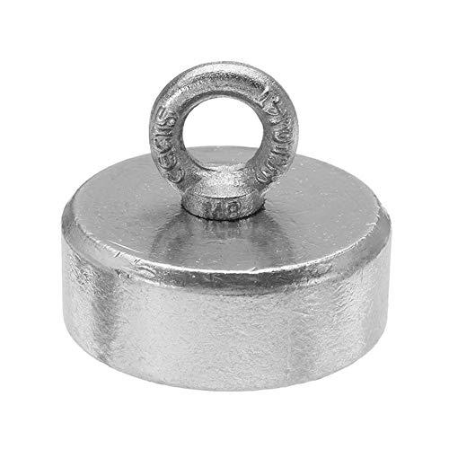 JMENG Neodym-Recovery-Magnet Metalldetektor 82x30mm 400kg. Magnet