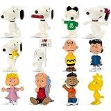 Schleich Peanuts 12er Set 22001-22012