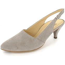 Paul Green Slingpumps Größe 5, Farbe: beige