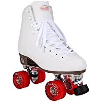 Rookie Classic II Patines, Mujer, White, 39,5