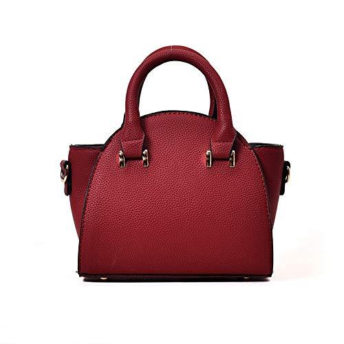 libest Frauen Reversible Tote Bag Kunstleder Schulter Handtasche Large Shopper Set -