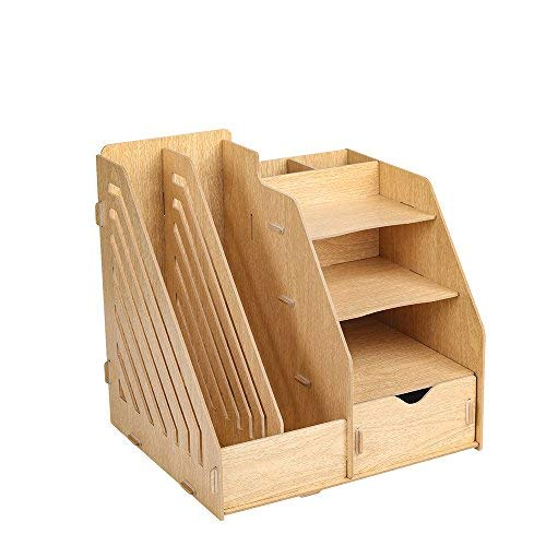 HomJoy Multi-Functional Wooden D...