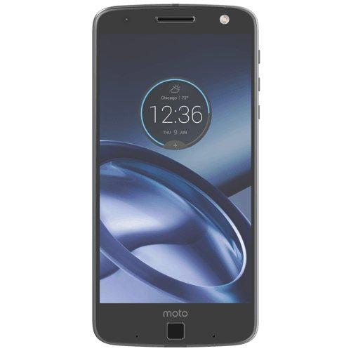 Lenovo Moto Z 5.5' SIM Doble 4G 4GB 32GB 2600mAh Negro, Gris - Smartphone (14 cm (5.5'), 4 GB, 32 GB, 13 MP, Android 6.0.1, Negro, Gris)