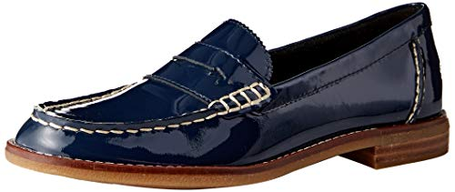 Seaport Patent Penny Loafer - Patent-penny Loafer