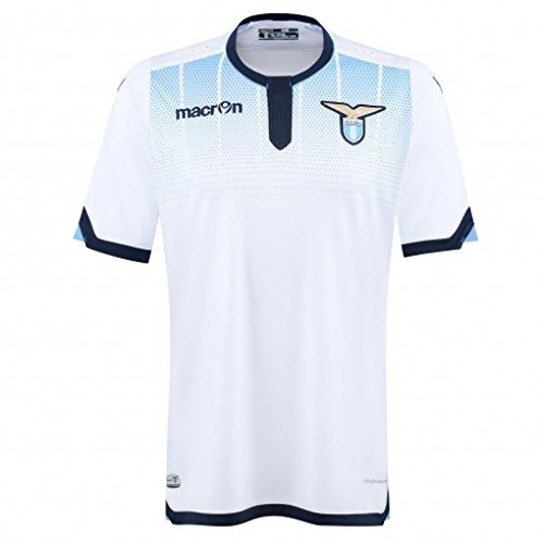 2015-2016 Lazio Authentic Third Match Shirt