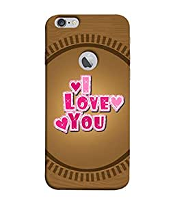 FUSON Designer Back Case Cover for Apple iPhone 6S (Logo View Window Case) (Family Friends Happiness Together Sister )