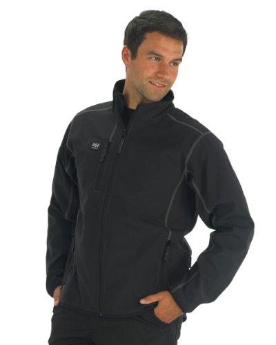 Helly Hansen Madrid Softshell Weather Resistant Jacket Black L,XL,XXL Noir