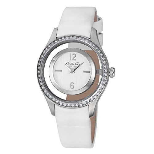 Kenneth Cole orologio da donna in pelle 10026949