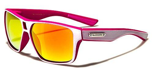 Occhiali da Sole Biohazard Sport - Fashion - Ciclismo - Mtb - Sci - Running - Moto - Protezione - Tennis / Mod. Meribel Rosa