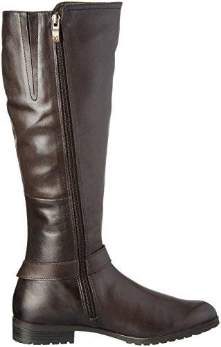 Caprice25550 - Stivali Alti con imbottitura leggera da Donna Marrone (Dk Brown 335)