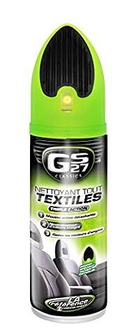 Nettoyant Tous Textiles GS27 400ml