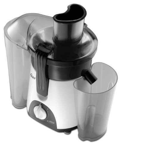 Oster 3157-049 400-Watt Juice Extractor (Gray)