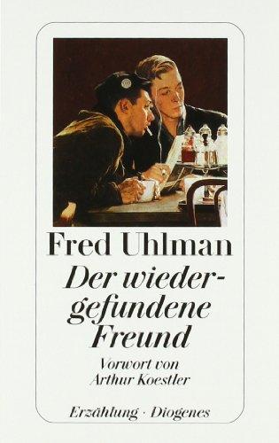 Buchseite und Rezensionen zu 'Der wiedergefundene Freund' von Fred Uhlman