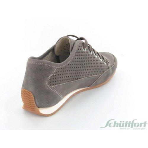 Semler TANJA T1043040005 femmes Chaussures à lacets Marron