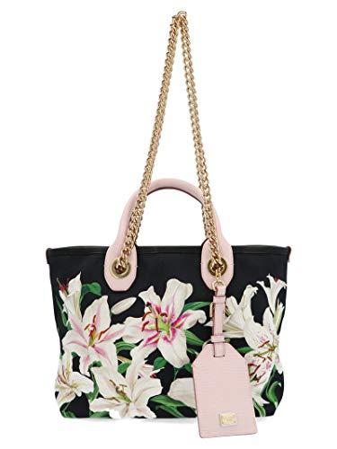 DOLCE E GABBANA Luxury Fashion Damen BB6590AZ433HNKK8 Multicolour Tote | Herbst Winter 19 -