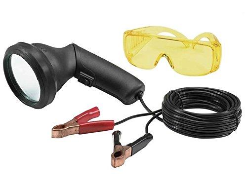 Preisvergleich Produktbild UV-Lecksuchlampe 12V / 50W Lecksuche KFZ Klimaanlagen Suchlampe Schutzlampe