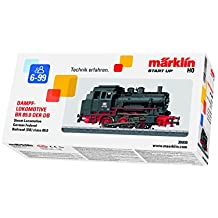 Märklin 30000 - Locomotora de vapor BR 89.0 DB (digital) [importado de Alemania]