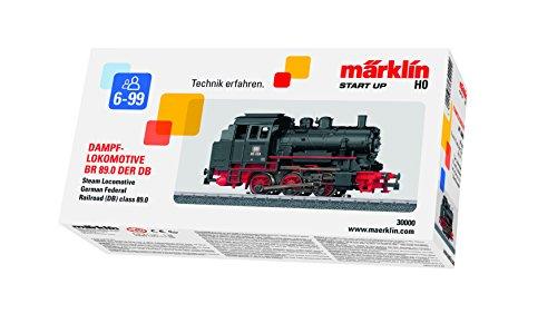 Märklin - 30000 - Modélisme Ferroviaire - Locomotive à Vapeur - DB - Époque III