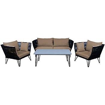 outliv loungem bel outdoor avarua sofagruppe 6. Black Bedroom Furniture Sets. Home Design Ideas
