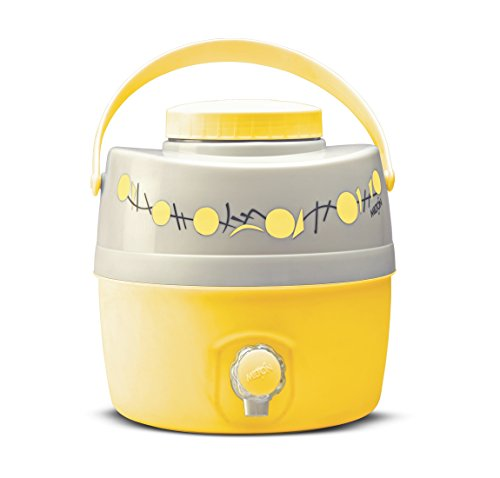 Milton Water Jugs Kool Caravan 5 Yellow