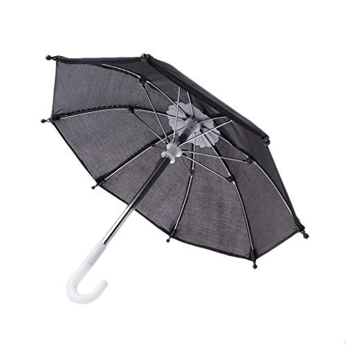chirm Regenschirm für Blythe American Puppe 45,7 cm Puppe Zubehör Baby Fotografie Requisiten Kinder Spielzeug 3 ()