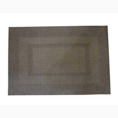 Gut designte Bordüre braun Tisch-Sets (Markenartikel) [3Stück]