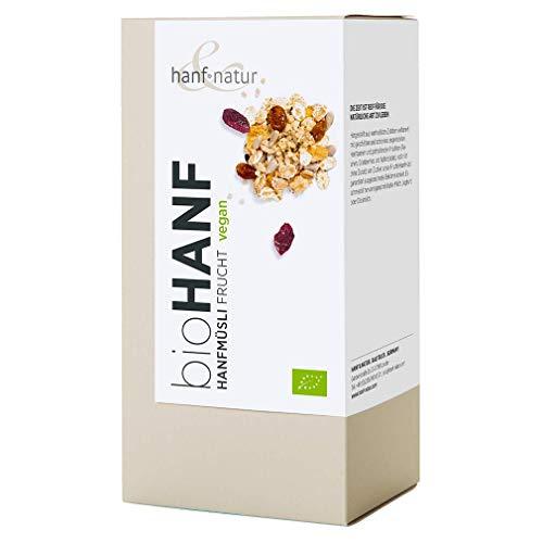 Frucht-Hanf-Müsli (Sonnenblumenkerne Joghurt)