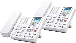 Xblue SP2024 2-Pack Corded Phone (White)