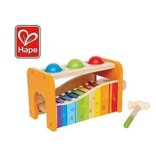 Hape E0305 - Xylophon und Hammerspiel